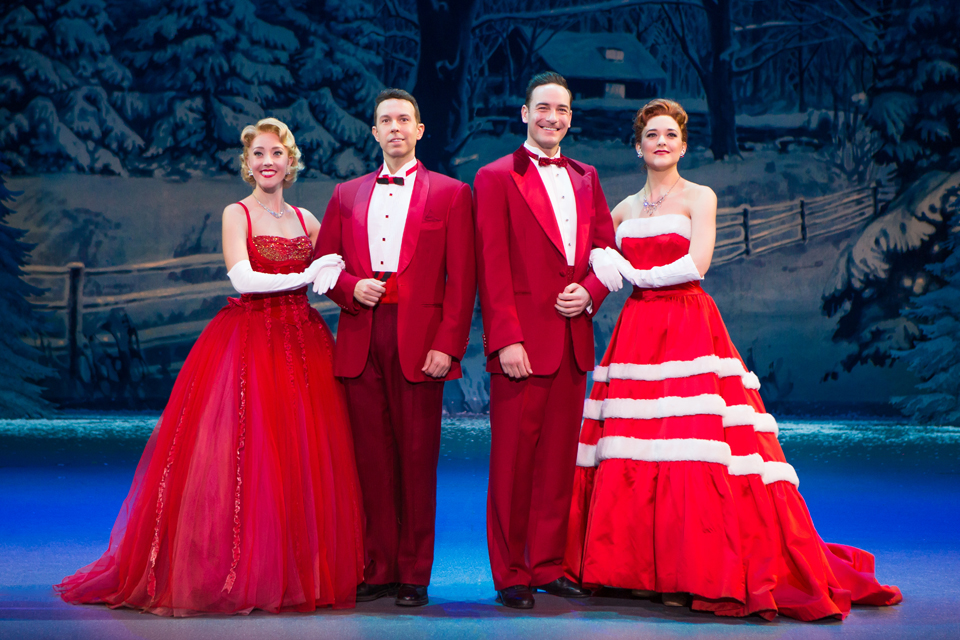 dreaming of white christmas in chicago - Cast Of White Christmas